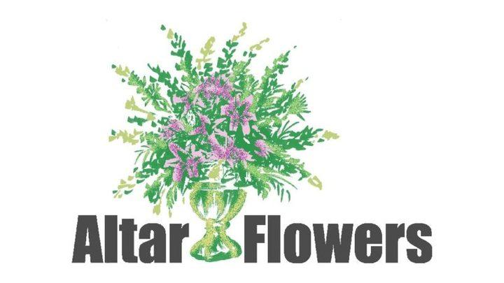 Altar Flowers 2020 logo image