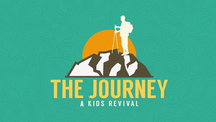 The Journey: A Kids Revival logo image