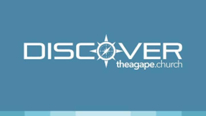 Discover Agape logo image