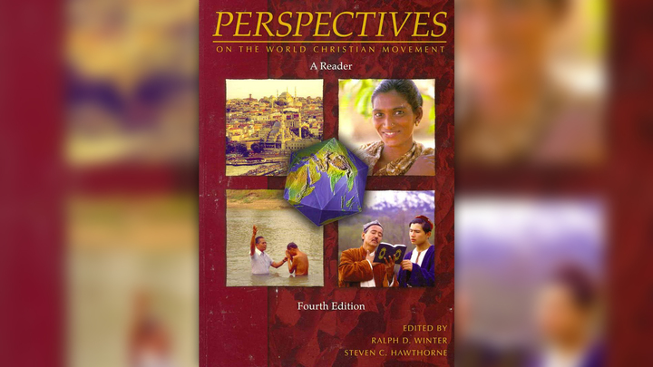 Perspectives on the World Christian Movement logo image