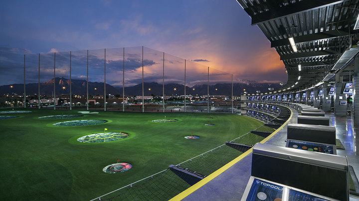 Top Golf / Pay at the Event logo image