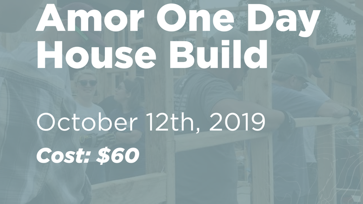 One Day House Build logo image