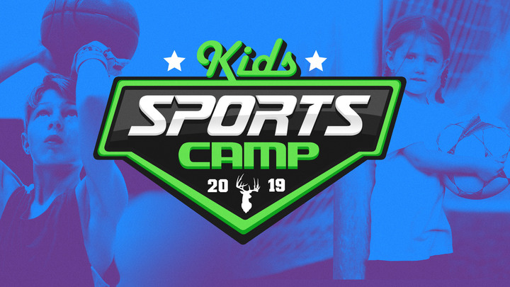 Sports Camp for Kids (K-5th Grade) logo image