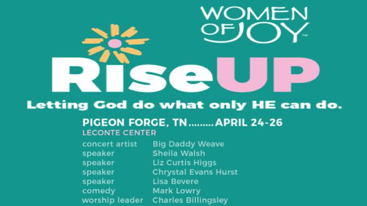 Women of Joy 2020 logo image