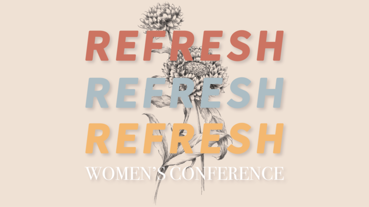 Refresh Women's Conference logo image