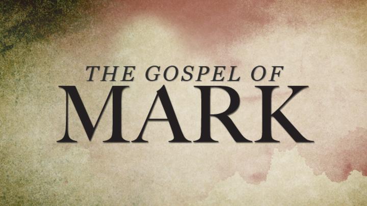 Greenbush - The Gospel of Mark - Group Code:5 logo image