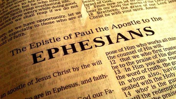 Greenbush - Ephesians - Group Code:2 logo image