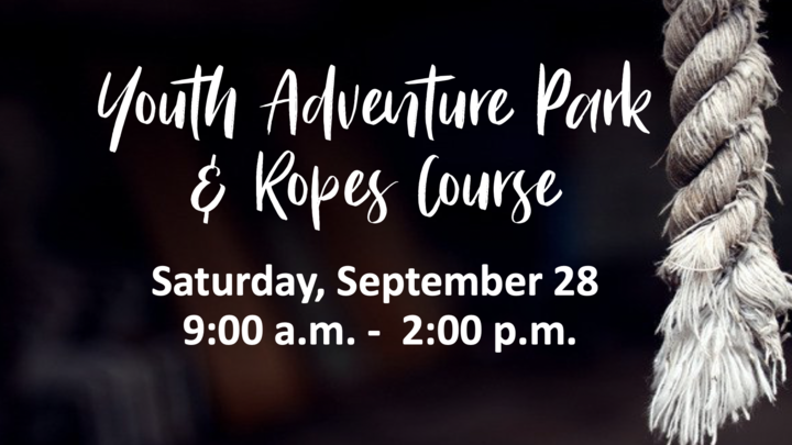 Youth Adventure Park & Ropes Course logo image