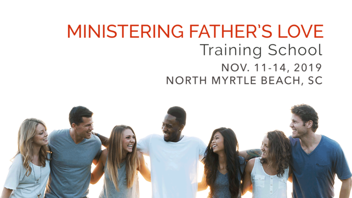 Ministering Father's Love Training logo image