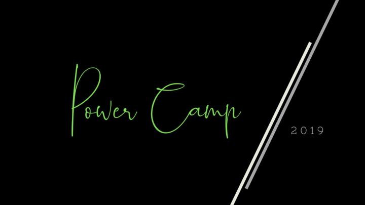 PowerCamp Volunteers logo image