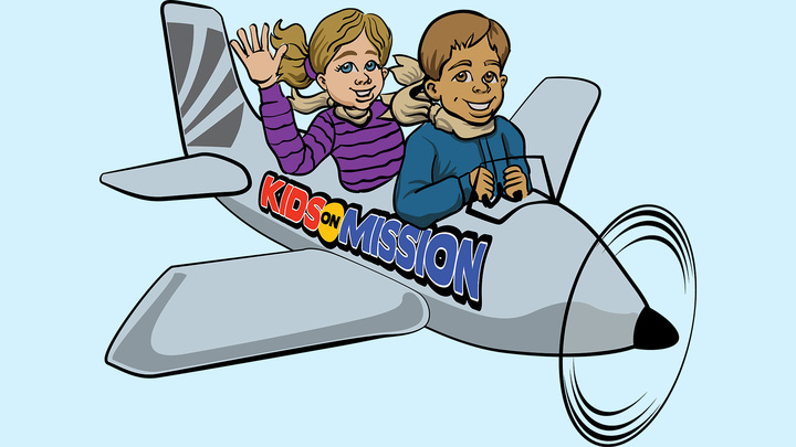 Kids On Mission logo image
