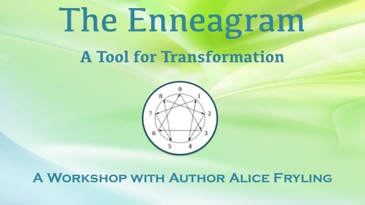 Enneagram Workshop with Alice Fryling logo image