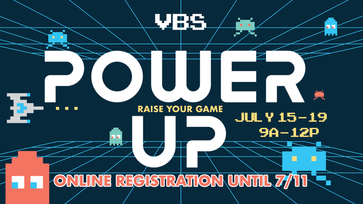 POWER UP! VBS Attendee logo image