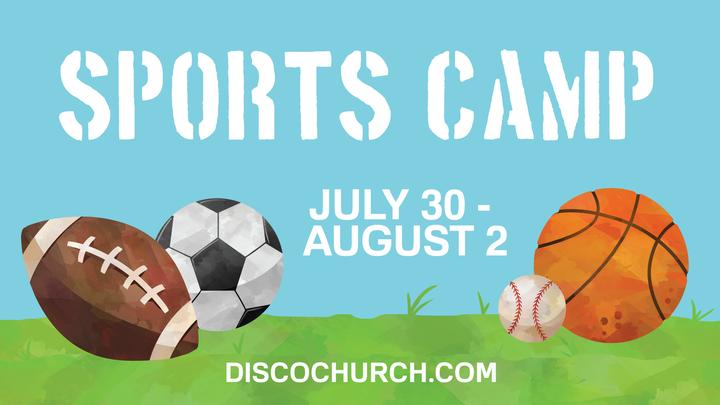 Sports Camp logo image