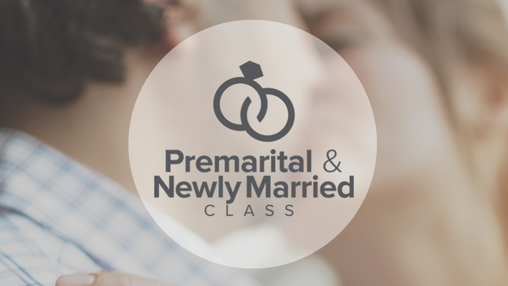 Premarital and Newly Married Class - August/September 2019 logo image