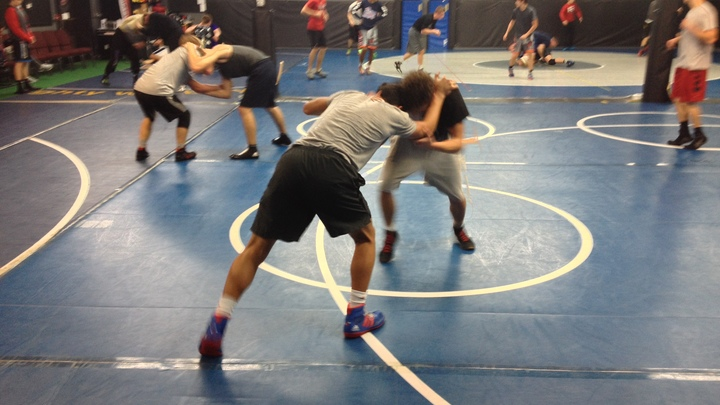 Wrestling: National Team Training (Spring 2019) - Reality