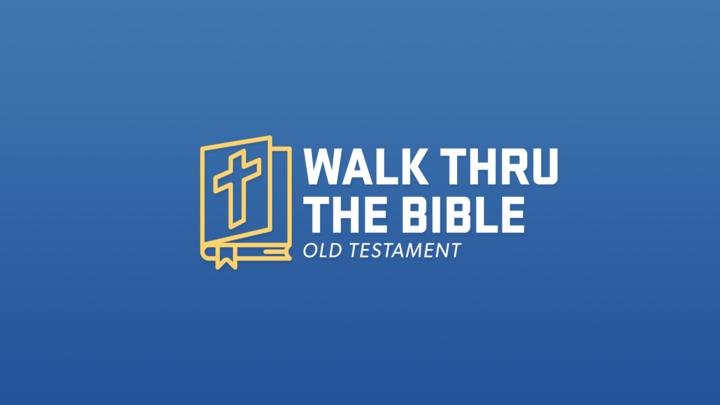 Walk Thru the Bible: OT Live logo image