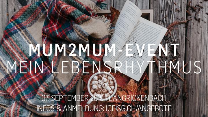 Mum2Mum Event logo image