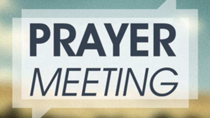 Prayer Meeting logo image