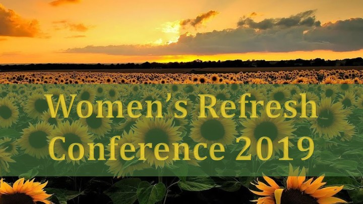 Women's Refresh Conference logo image