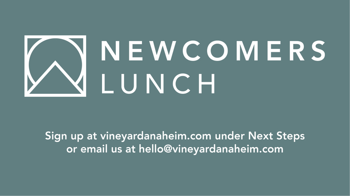 Newcomers Lunch logo image