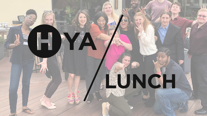 Young Adults || November Lunch logo image