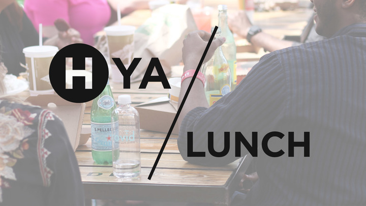Young Adults || December Lunch logo image