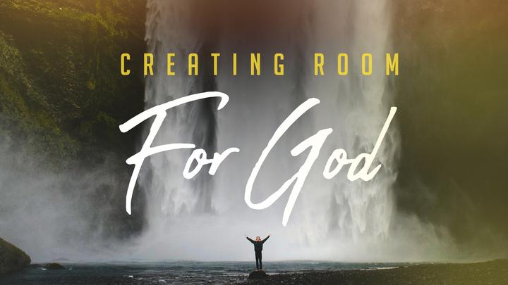 Latham Creating Room for God logo image
