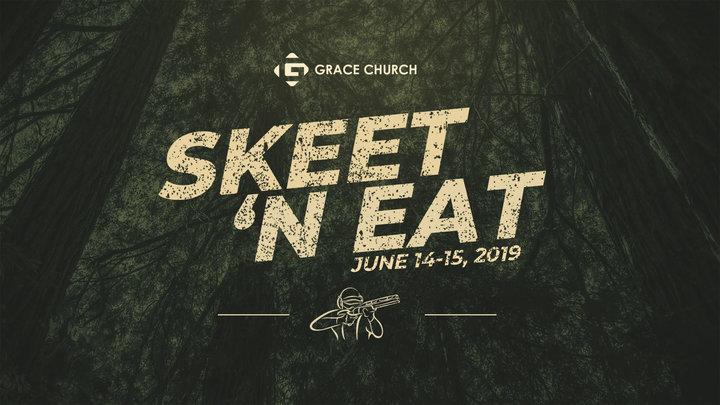 Skeet 'n Eat 2019 logo image