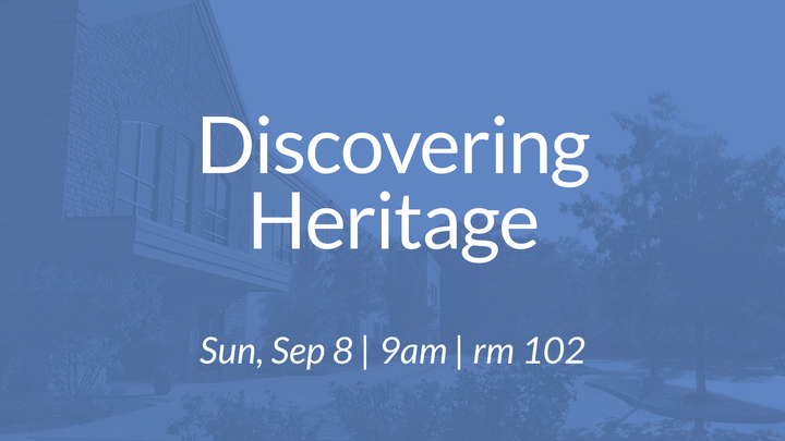Discovering Heritage logo image