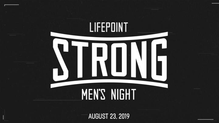 Strong Men's Night logo image