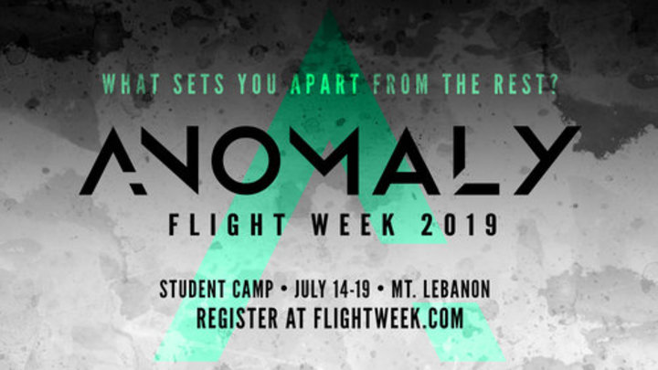 Student Camp - Flight Week 2019 logo image