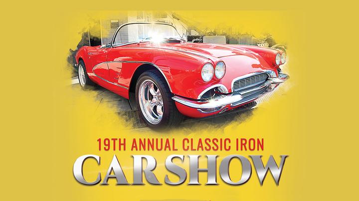 19th Annual Classic Car Show logo image