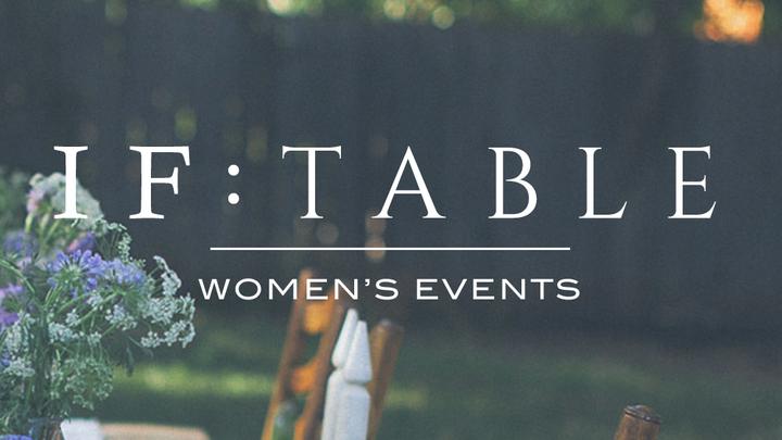 Calvary Women | IF:Table Wheatfield logo image