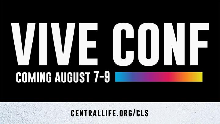 VIVE Conference logo image