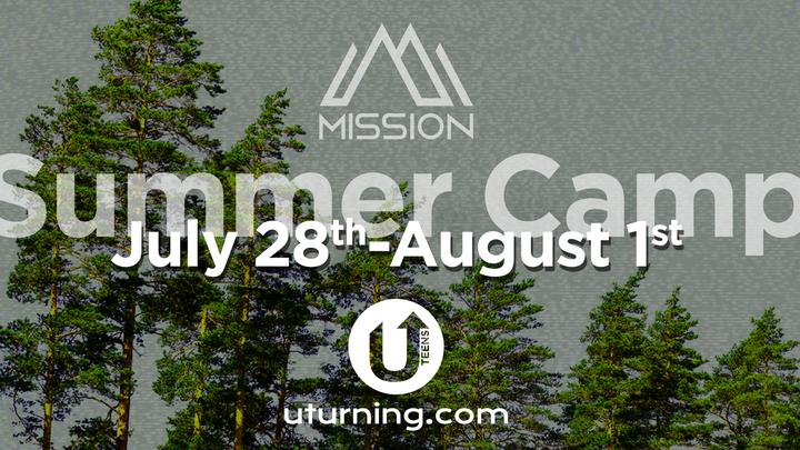 UTURN Summer Camp logo image
