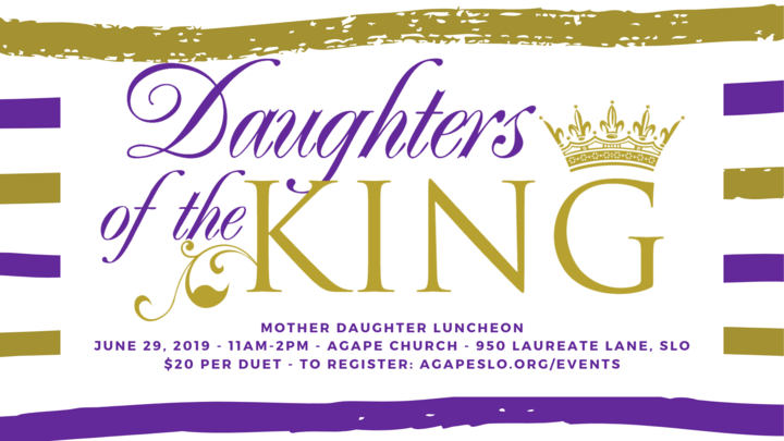 Daughters of the King Luncheon logo image