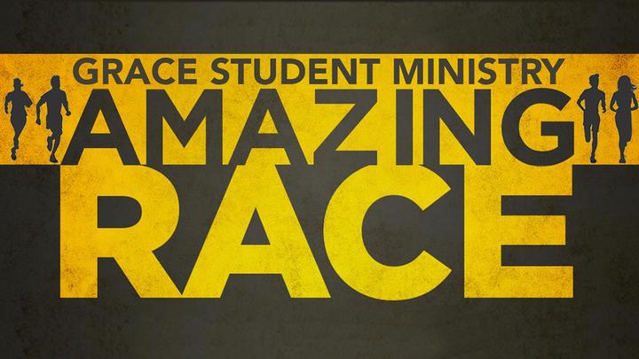 Amazing Race 2019 logo image