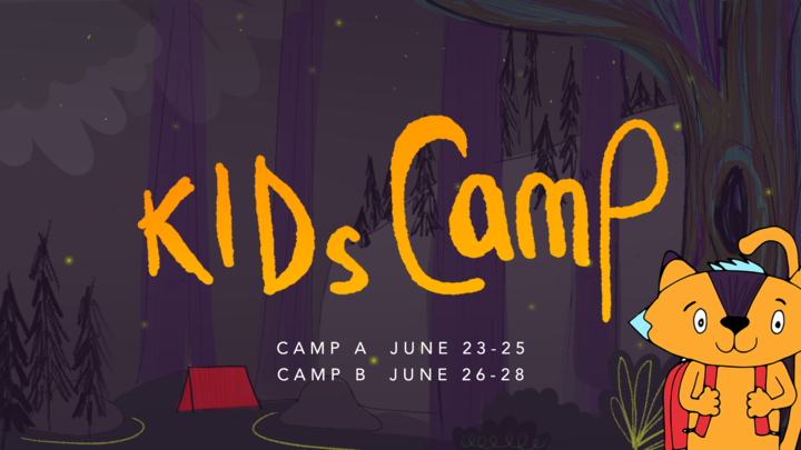 Kids Camp 2019 - Camp B logo image