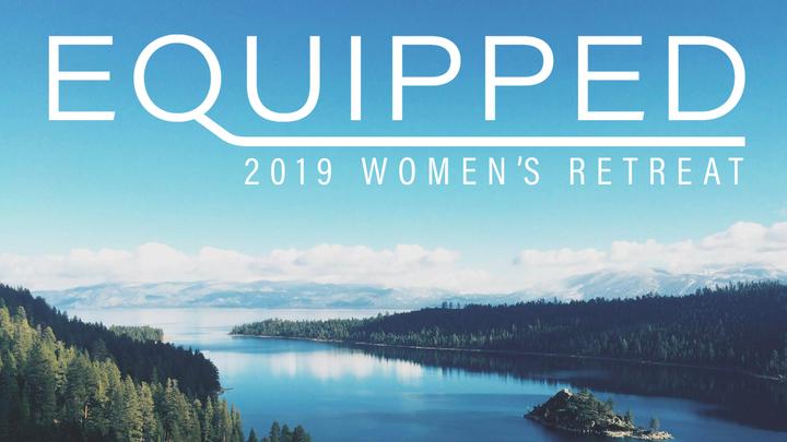 Equipped 2019 Women's Retreat logo image