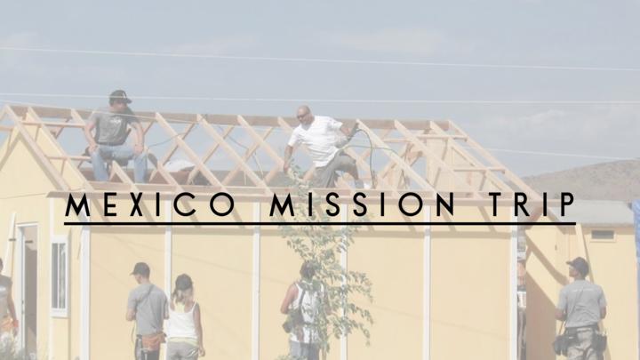 Mexico Mission Trip logo image