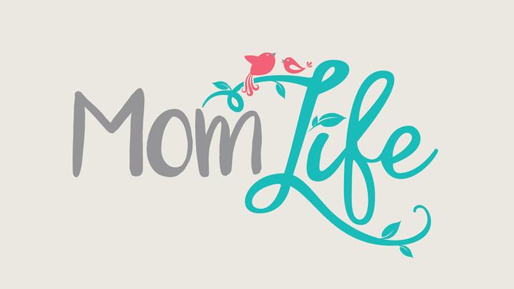 MomLife 2019-20 logo image