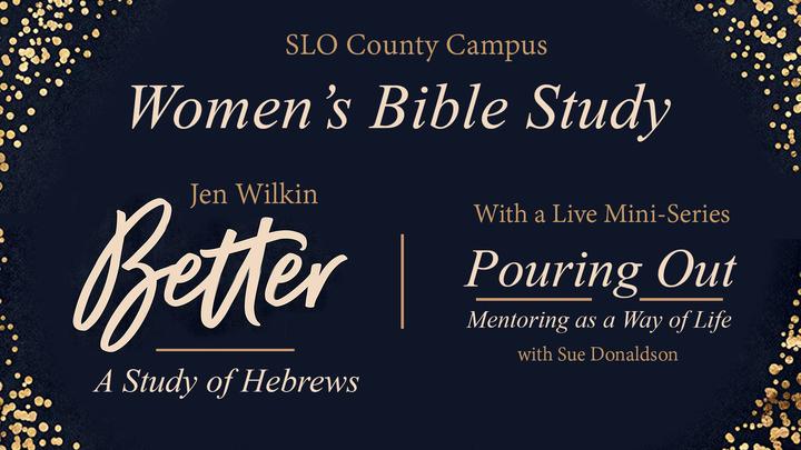 SLO Campus - Women's Bible Study Winter/Spring 2020 logo image