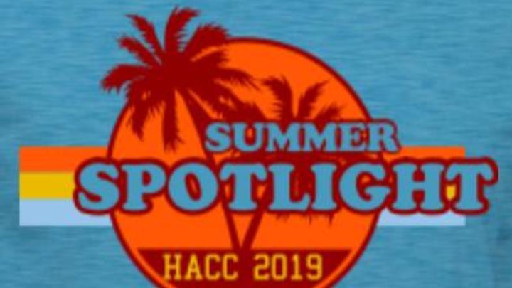 Summer Spotlight 2019 logo image