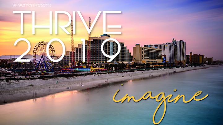 Thrive 2019 - Imagine logo image