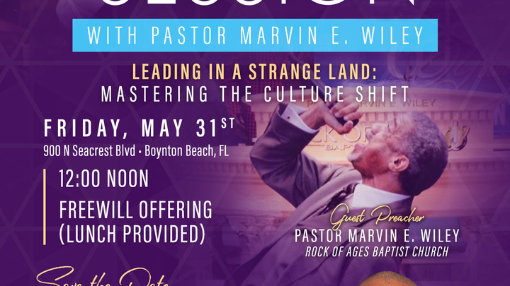 Clergy Empowerment Session logo image