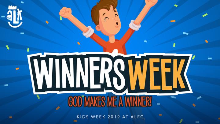 Kids Week 2019 logo image