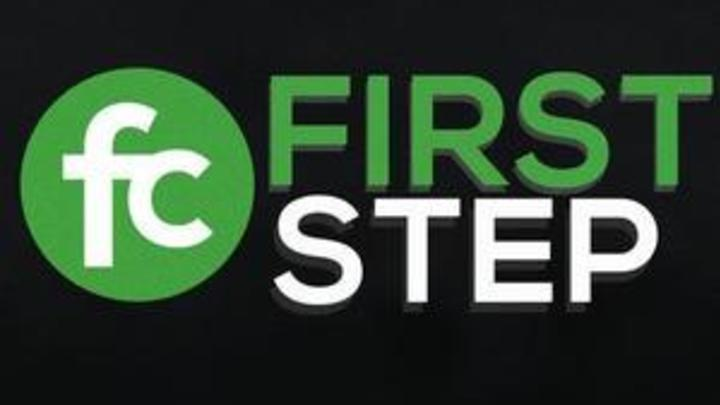 First Step - Burlington logo image