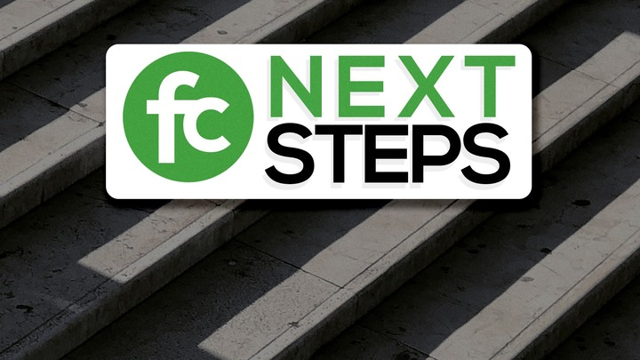 Next Steps - Burlington logo image