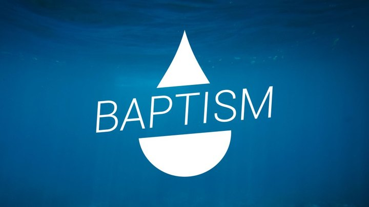 Baptism September 29,  2019 logo image